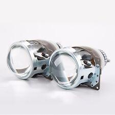 """2pcs 3.0""""H4 Q5 Bi-Xenon Projector Lens w/HID Bulbs&Ballasts Headlights Retrofit"""