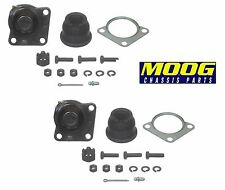For Ford Maverick Mercury Comet Set Of 2 Front Upper Ball Joints Moog K8142