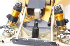 Team Associated RC10 Gold Pan Buggy Upgrade Adjustable Shock Spring Collar RC10t