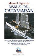 Manual del catamarán. NUEVO. Nacional URGENTE/Internac. económico. DEPORTES