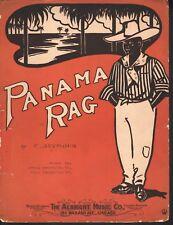 Panama Rag Large Format Sheet Music