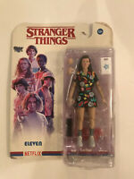 Stranger Things Eleven 11 Collectors Action Figure Toy Mcfarlane Toys Boxed