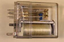 Relais Nr38  Haller HO-03532 BV260 24 V  1 Umschalter 1 Schließer