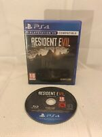 Resident Evil Biohazard Ps4 Sony Playstation 4 Games Gaming Console Video Game