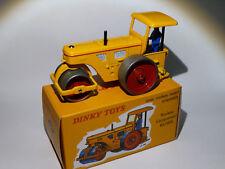 Rodillo compresor RICHIER - ref 830 au 1/43 de dinky toys atlas
