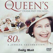 PROMO DVD QUEEN'S DIAMOND DECADES  THE 80s