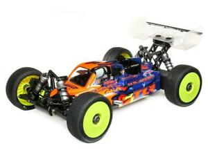 Team Losi Racing 8IGHT-X 1/8 4WD Elite Competition Nitro Buggy Kit [TLR04010]