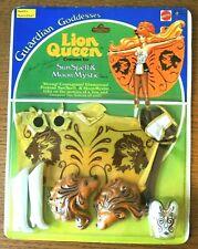 RARE VÊTEMENT LION QUEEN signé pour BARBIE GUARDIAN GODDESS de 1978