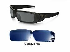 Galaxy Replacement Lenses For Oakley Gascan Black Color Polarized 100%UVAB