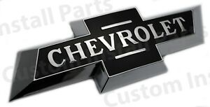 NEW Heritage Centennial 100 Rear Tailgate Bowtie Emblem Fits Chevy Trucks SUV's