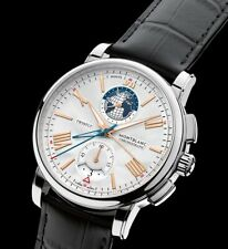 NIB Montblanc 4810 TwinFly Automatic Chronograph Limited Ed, 114859, MSRP: $9900