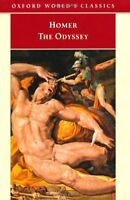 The Odyssey (Oxford World's Classics) By Homer. 9780192833754