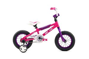 "Brave BMX Freestyle Girls 12"" Bicycle, Lightweight Aluminum Frame, Easy to Ride"