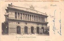 B92644 facciata del r teatro s carlo napoli  italy