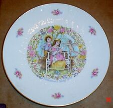 Royal Doulton Valentines Day 1978 Collectors Plate