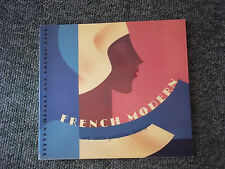 FRENCH MODERN ART DECO GRAPHIC DESIGN BOOK - DESIGN -