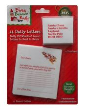 24 DAILY CHRISTMAS LETTERS TO SANTA FROM KIDS  24 ENVELOPES & LETTERS FREEPOST!