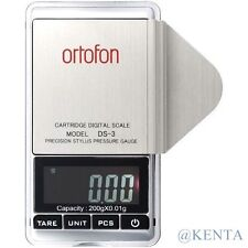 New Ortofon DS-3 Digital Stylus Tracking Force Pressure From Japan F/S