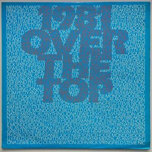 DIVINYLS/DEVO/ICE HOUSE/MONDO ROCK 1981 Over The Top OZ EMI VG++/EX