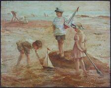 Tableau Peinture Huile Original Oil Painting