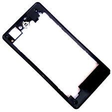 100% Genuine Sony Xperia Z1 Compact rear battery cover bezel edge black D5503