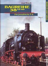 Stars der Schiene=Baureihe 38 10-40 = Die Preußische P 8