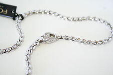 Necklace Fope Abyss 920C BBR new