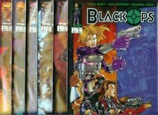 BLACKOPS #1-#5 SET (NM) INCLUDES VARIANT #5 COVER