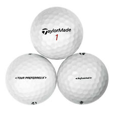 120 TaylorMade Tour Preferred X Refinished Golf Balls *No Logos/Player Markings*
