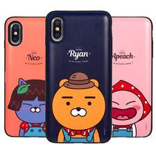 Genuine Kakao Friends Farm Card Bumper Case Galaxy Note20 Note20 Ultra Korea