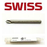5mm HSSCo5 90 DEGREE NC ANB0HRER SPOT SPOTTING DRILL BRUTSCH RUEGGER SWISS