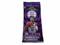 New 2019-20 Panini Illusions Basketball NBA 12 Card Cello Pack - Ja Herro Zion?