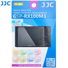 JJC GSP-RX100M3 GLASS LCD Screen Protector Film for Sony RX1 RX100VI RX1R