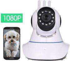 1080p HD Wi-fi Cámara Ip De Seguridad Mascota Baby Monitor de detección de movimiento de 2 Vías Audio