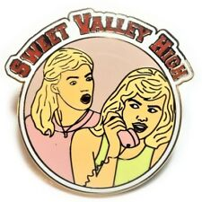 Sweet Valley High SECRETS Book Cover 1.5 inch Hat Jacket Tie Tack Lapel Pin