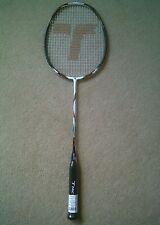 TACTIC VOYAGER 80 BADMINTON RACKET WITH YONEX OR ASHAWAY STRINGS - RRP £200
