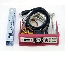 HARDCANO 6 USB FIREWIRE AUDIO RHEOBUS HDD RACK PC MAC REGOLA VENTOLA 5.25 ADATTA