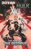 All-New X-Men/Indestructible Hulk/Superior Spider-Man Paperback Chris Cosentino