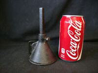 Vintage TENON CUTTER BRACE BIT Cast Iron Dowel Rod Chamfer - Unmarked