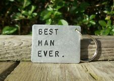 Best Man Ever Gift Idea Wedding Thank you Funny Best man Gifts Keepsake Favours