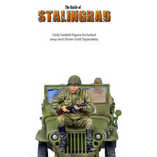 RUSSTAL039 Russian Infantry with PPSH 41 - Jeep Passenger/Tank by First Legion