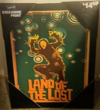 **MNIB**LAND OF THE LOST Chaka 18x22 Movie Poster Board Framed Print