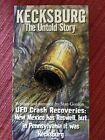 Kecksburg the Untold Story VHS UFO Pennsylvania UFO CRASH Sam Gordon VHS