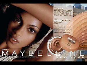 MAYBELLINE Dream Matte Mousse Foundation 18 ml~~Please Choose Shade