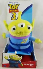 "New Disney Pixar Toy Story 3 Alien 6"" Buddies Plush Stuffed Doll"