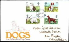 FDC - G.B. 1979 Dogs, First Day Cover.