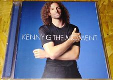 Kenny G - The Moment Music CD 02083116572304
