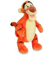 "Disney Store Winnie the Pooh Tigger Plush Bean Bag Toy 7"" Stuffed Animal Gift"