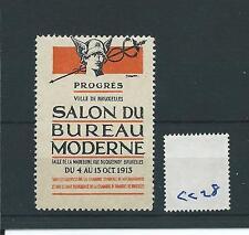 Wbc. - cendrillon/poster-CC28-europe-salon du bureau moderne bruxelles 1913