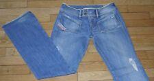 DIESEL Jeans pour Femme  W 28 - L 32  Taille Fr 38  HUSH DS (Réf# M084)